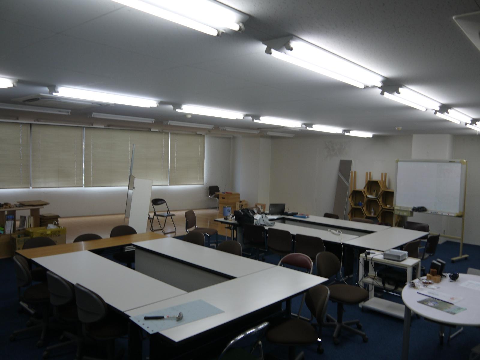 2014-05-27 トキワランバー様 クラフトスペース【3Dデザイン】-1.Before