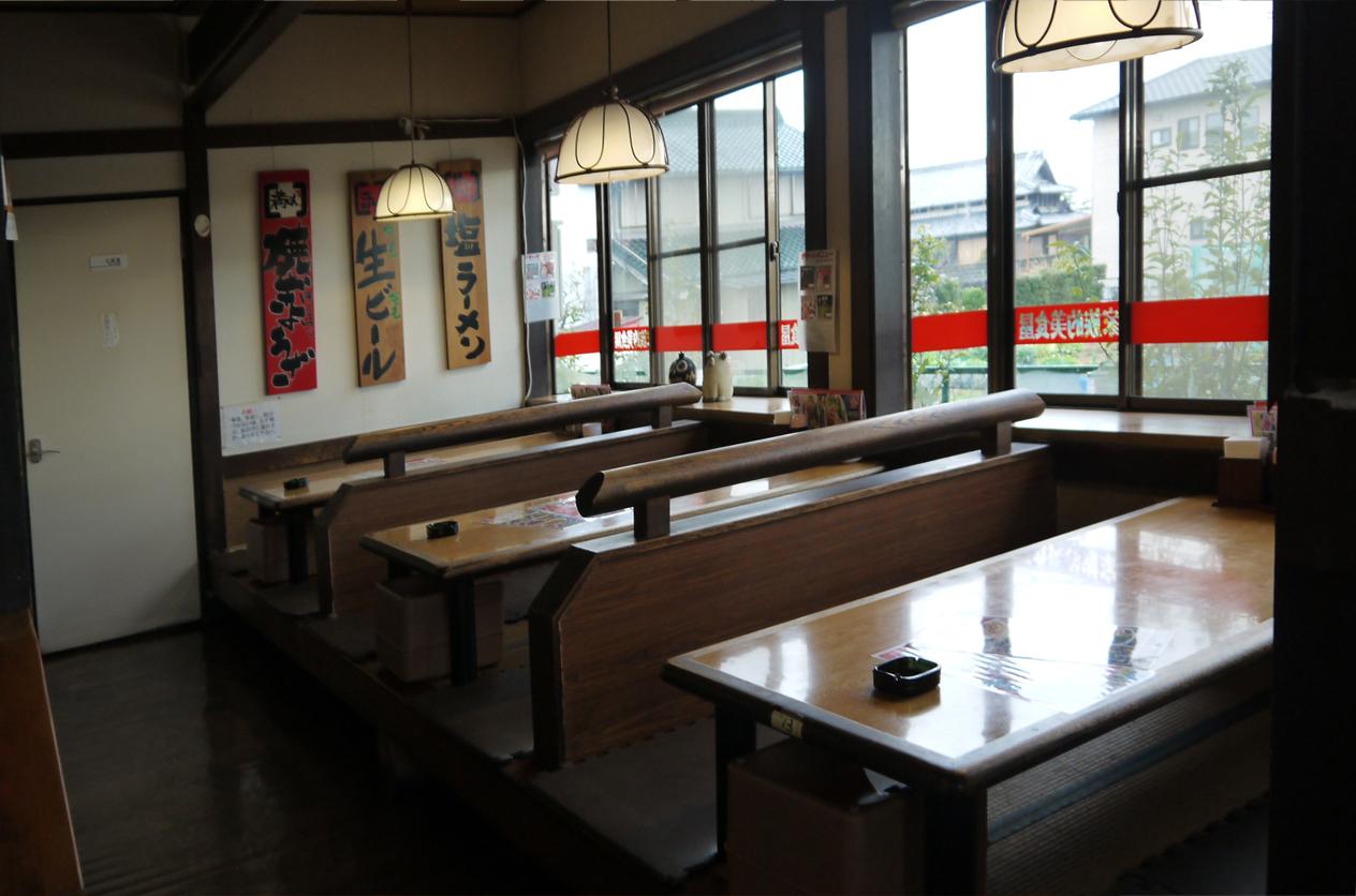 2015-01-29 麺屋 壱力様-2 【3Dパース提案】(津島店) 1.Before 座敷