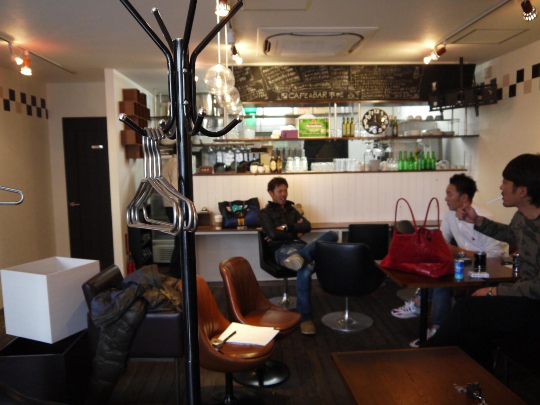 2013-12-26 HD-Style様 カフェ【空】-1.Before